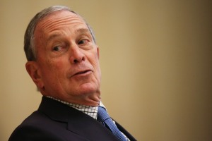 Mayor Bloomberg. (Photo: Getty)