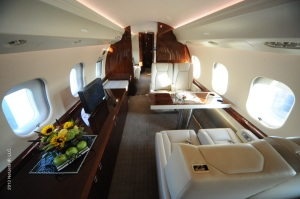 Your own private jet! (For a bit)