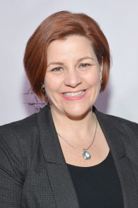 Christine Quinn. (Photo: Mike Coppola/Getty Images for Tie the Knot)