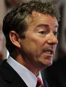 Rand Paul. (Photo: Getty)