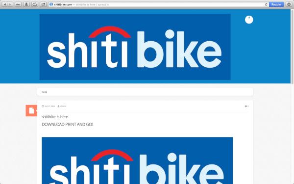 (Screengrab from shitibike.com)