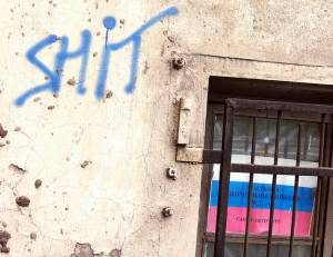 Graffiti can stay. (Photo: Flickr)