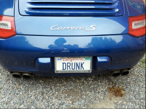 California, clearly more permissive of self expression. (via Flickr)