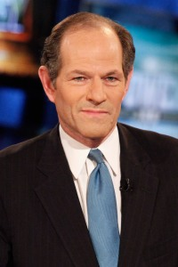 Eliot Spitzer: America's favorite guest. (Photo: Cindy Ord/Getty Images)