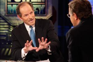 Former New York Governor Eliot Spitzer. (Photo: Cindy Ord/Getty Images)