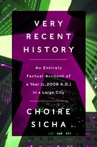 Very Recent History hc c