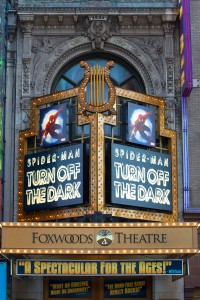 An actor was seriously injured during a Thursday night production of Spider-Man: Turn Off the Dark. (Getty)