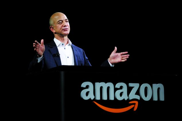 Jeff Bezos (Getty Images)