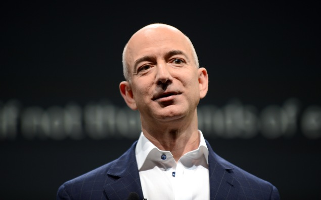 Amazon CEO Jeff Bezos became persona non grata on Twitter over the weekend after a critical New York Times investigation. (Photo: Joe Klamar/Getty Images)