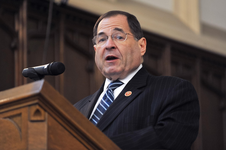 Congressman Jerry Nadler. (Photo: D. Dipasupil/Getty Images)