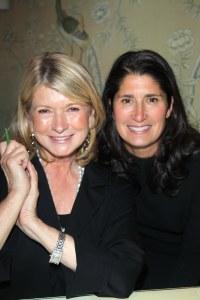 Martha Stewart and Pilar Guzman (Photo: Patrick Mcmullan)