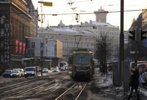 Helsinki. (Courtesy Getty Images)