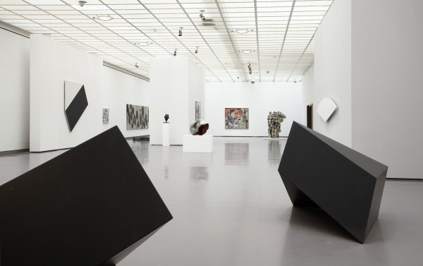 Installation view of 'The Hubert Looser Collection.' (Photo by Lena Huber/© Kunsthaus Zürich)