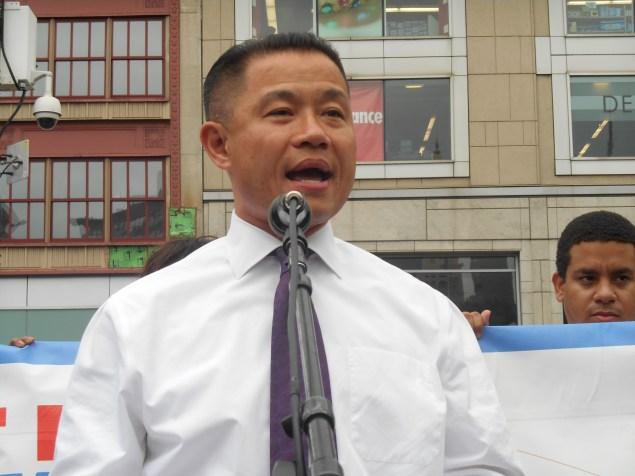 John Liu.