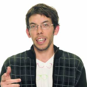 Meet Andrew, pretty much the Bethanny Frankel of geek world.