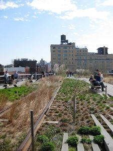 The High Line. (Photo: Wikimedia Commons)