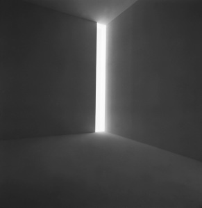 Installation view of 'Ronin,' 1968, at the Stedelijk Museum, Amsterdam. (© James Turrell/Photo courtesy the Stedelijk)