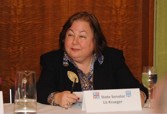 Liz Krueger. (Photo: Andrew H. Walker for Getty Images)