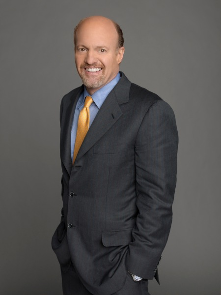 Jim Cramer railed against Twitter on his show yesterday, with the notoriously passionate host comparing the company to Avon.(Photo: Virginia Sherwood)