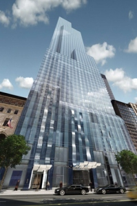 One57 has been granted 24/7 construction permits.