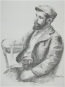 Louis Valtat, whom Landis likes to copy, by Renoir. (Courtesy Wikipedia)