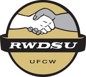 RWDSU's logo. (Photo: Facebook)