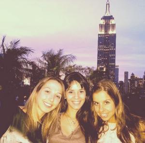#LoveNYC, BBs! (Photo: Hashgram)