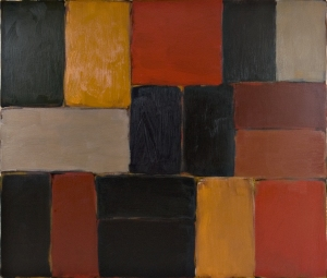 Sean Scully, 'Wall of Light Red Green,' 2007. (©Sean Scully)