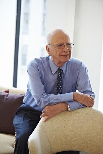 Rupert Murdoch (photo via Twitter)