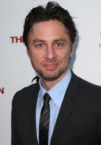 Zach Braff. (Photo: Getty Images)