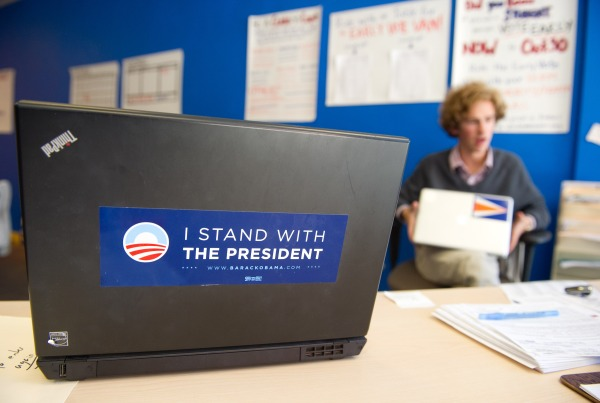 Using Big Data and voter data, political ad firms will find you. (Photo: SAUL LOEB/AFP/Getty Images)