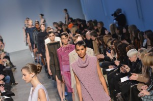 Thakoon, Fall 2013. (Getty Images)