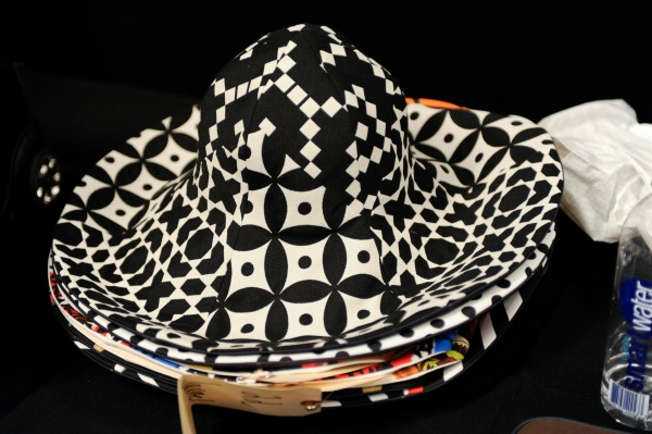 Desigual - Backstage - Mercedes-Benz Fashion Week Spring 2014