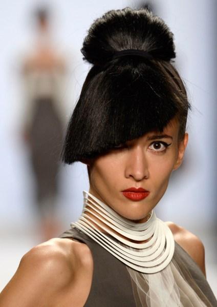 Project Runway - Runway - Mercedes-Benz Fashion Week Spring 2014