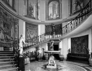 Villa La Pietra.