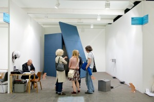 Murray Guy's Statements booth at Art Basel 2013. (Courtesy AB)