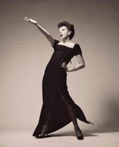 Judy Garland by Richard Avedon. (Courtesy Wikipedia)