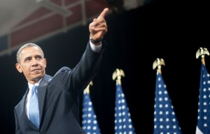 Barack Obama. (Photo: Getty)