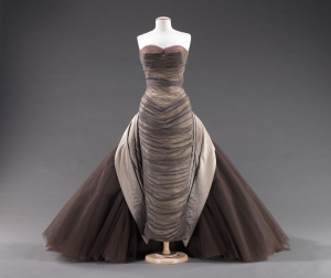 A Charles James design. (Courtesy Brooklyn Museum)