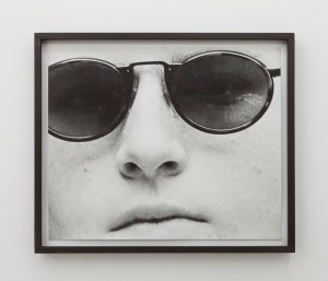 'Brother (Sunglasses),' 1995/2013. (Courtesy the artist and Leslie Fritz)