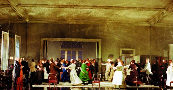 'Eugene Onegin' at the English National Opera. (Photo by Neil Libbert)