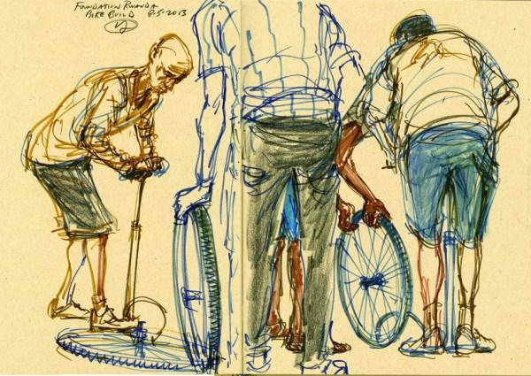 Foundation Rwanda Bike Build