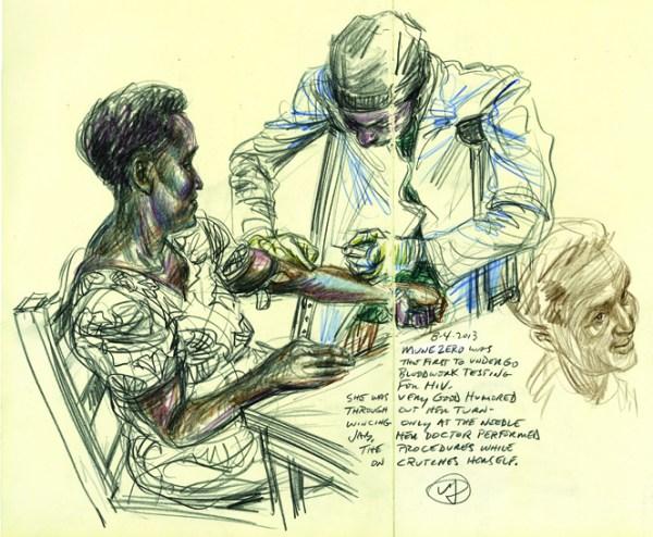 Foundation Rwanda HIV Testing
