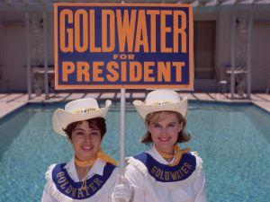 goldwater girls getty