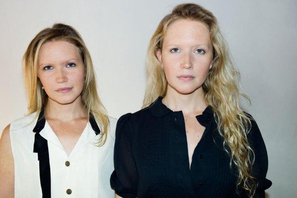 Dawn and Samantha Goldworm. (12.29)