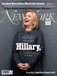 The latest New York magazine cover.