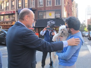 Lhota and Little Dude.