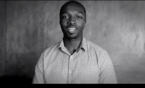 The Wire star Jamie Hector in a video supporting Ken Thompson.