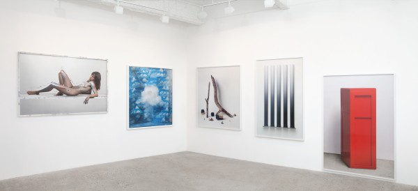 Installation view. (Courtesy Higher Pictures)