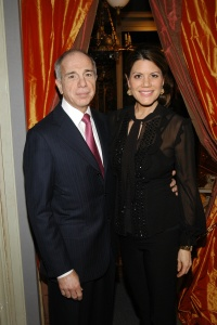 Who got $24 M. for their penthouse? Larry and Sheri Babbio got $24 M. for their penthouse! (Patrick McMullen)